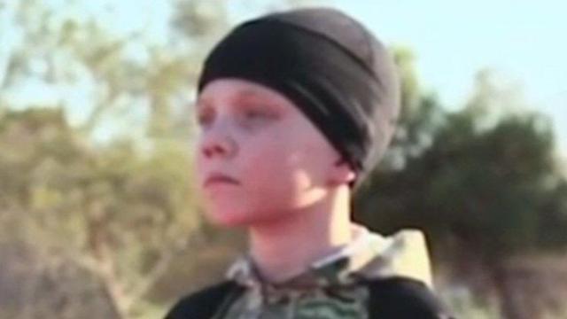 Jones's son, also presumed dead, appeared in an ISIS propaganda video last year