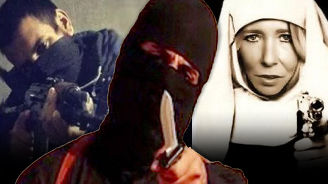 """בריטים שהצטרפו לדאעש, בהם ג'ון הג'יהאדיסט שהיה חלק מתא """"הביטלס"""" ()"""