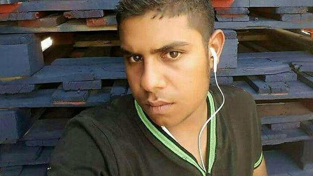 חוסיין אל-אסלע. שלשום הוא קנה את הרכב