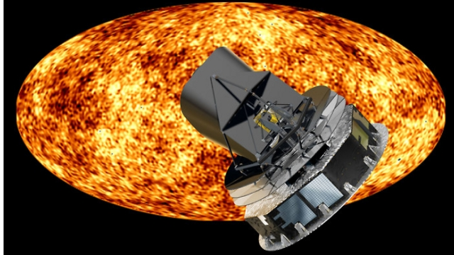 מדידות מדויקות של קרינת הרקע הקוסמית מאפשרות לחפש חומר חסר. טלסקופ החלל פלנק (צילום: סוכנות החלל האירופית) (צילום: סוכנות החלל האירופית)