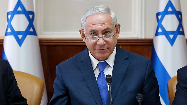 With Netanyahu, it's all about political survival