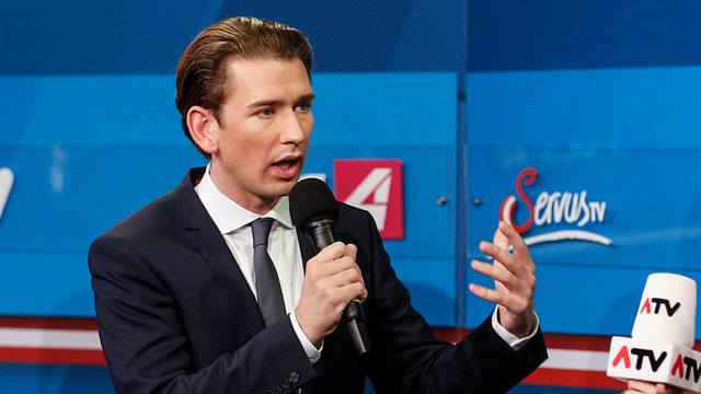 Chancellor Sebastian Kurz (Photo: EPA)