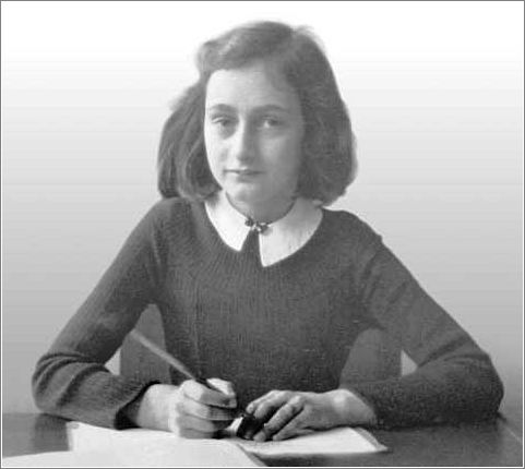 Anne Frank. Did they know each other?