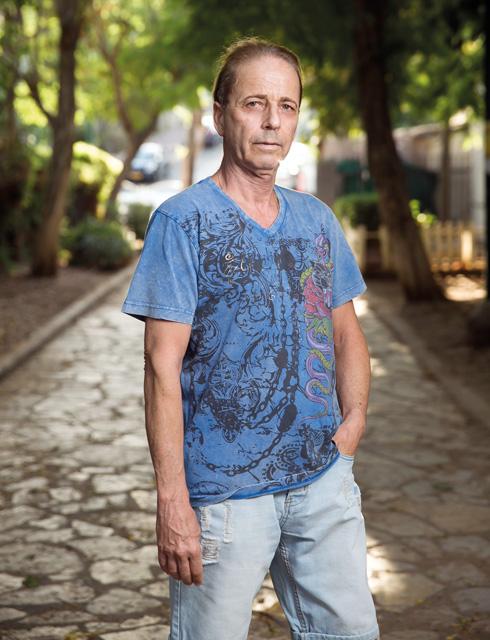"""משה יונגשטיין. """"אם אני זוכר אותה היום, אחרי 25 שנה, זה אומר דרשני"""" (צילום: אוראל כהן)"""