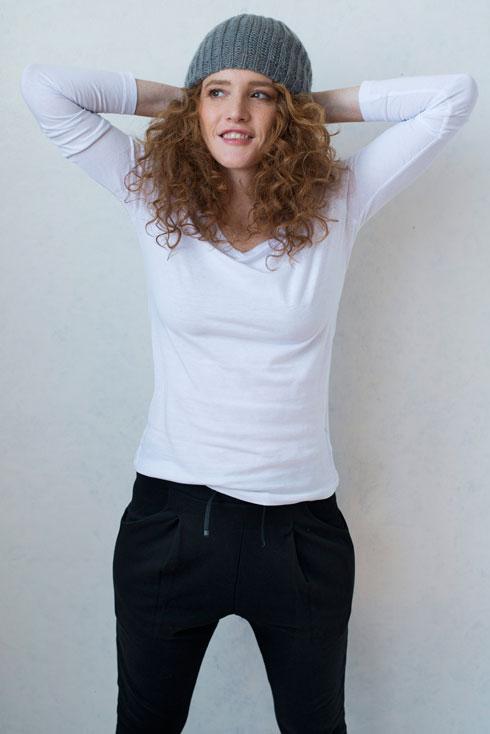 בשנים האחרונות פועלת קרת לחיזוק דימוי גוף חיובי אצל נערות ונשים (צילום: עדו לביא)