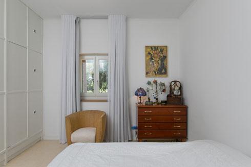 חדרה של הבת (צילום: שירן כרמל)