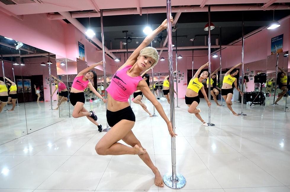 רקדניות בסין. בקרוב תוקם התאחדות במדינה (צילום: getty images) (צילום: getty images)