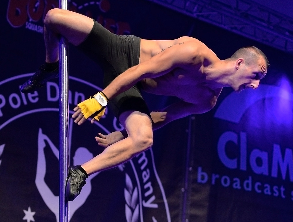 תחרות בגרמניה. יש גם גברים שמשתתפים (צילום: getty images) (צילום: getty images)