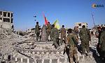 דאעש כיכר הוצאות להורג א-ראקה סוריה