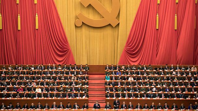 הקונגרס הלאומי בסין (צילום: AP) (צילום: AP)