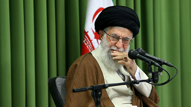 Iranian Supreme Leader Khamenei. Bennett said the head of the octopus cannot remain invulnerable (Photo: Reuters)