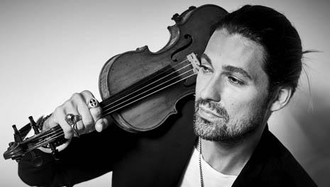 Скрипач из Книги рекордов Гиннесса приезжает в Израиль: Дэвид Гарретт даст только один концерт