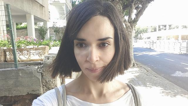 ג'וליה פרמנטו בתל אביב