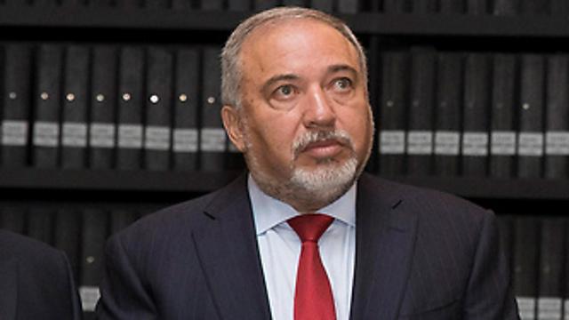 Defense Minister Avigdor Lieberman (Photo: EPA)