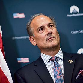 """חבר הקונגרס טום מרינו. כבר לא יהיה """"צאר הסמים"""""""
