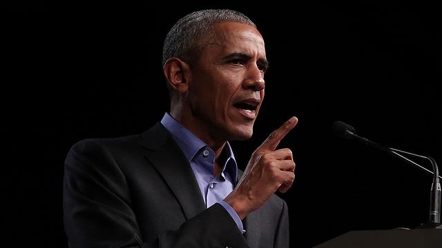 ברק אובמה (צילום: AFP) (צילום: AFP)