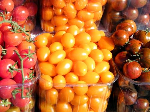 По самые помидоры: кто в Израиле придумал черри и почему они так называются