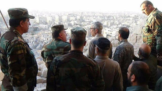 Iranian army chief of staff visits Syria on Saturday