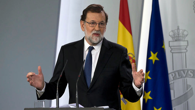 Spanish PM Rajoy (Photo: AP)