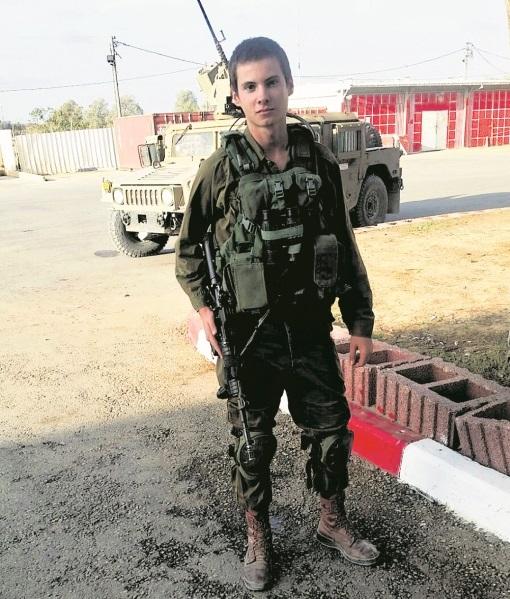Даниэль Крот. Фото: пресс-служба армии