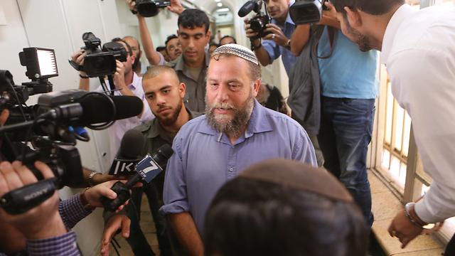 Lehava leader Gopstein may be indicted for inciting violence, racism and terrorism (Photo: Alex Kolomosiky)