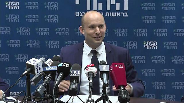 Naftali Bennett (Photo: Gil Yohanan)