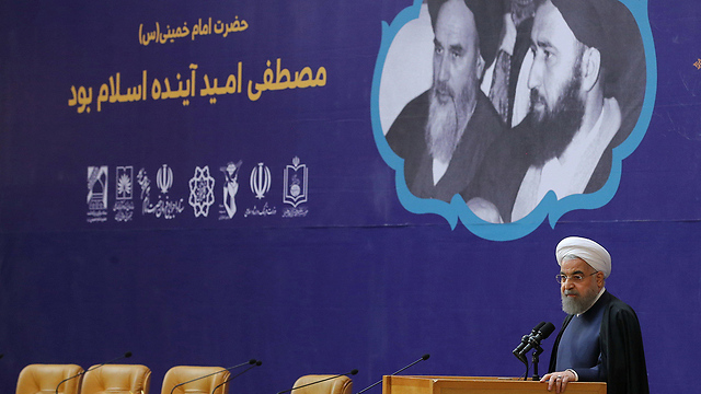 President Hassan Rouhani. Leading changes in Iranian society with very limited latitude (Photo: Reuters)