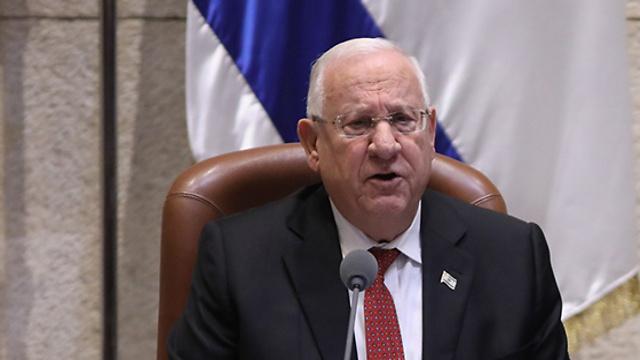 Photo: Yitzhak Harari, Knesset spokesperson (Photo: Yitzhak Harari, Knesset spokesperson)