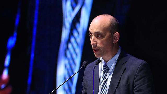 ADL chief Jonathan Greenblatt  (Photo: Sharon Amit)