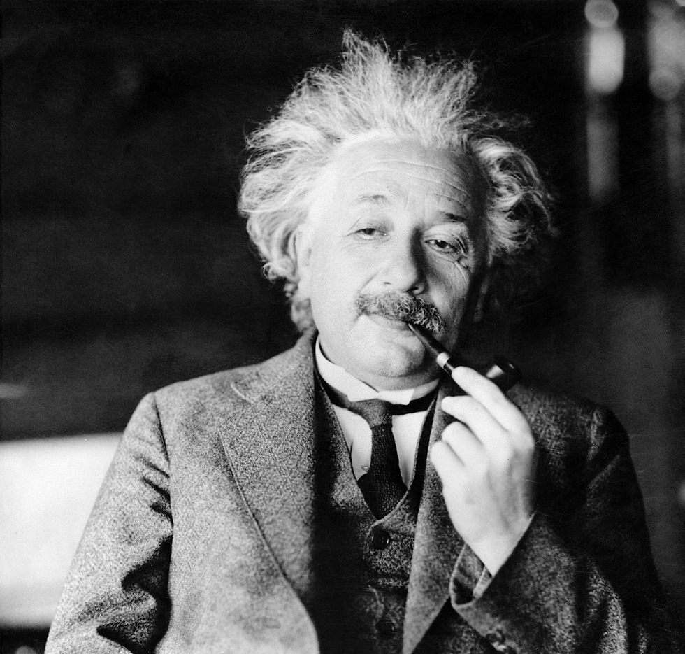 Albert Einstein (Photo: AP)