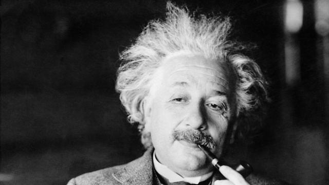 Albert Einstein (Photo: AP)