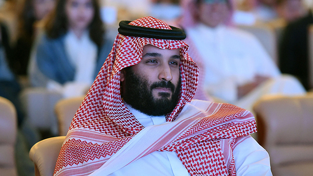Saudi Crown Prince Mohammad bin Salman was said to be behind Hariri's resignation and detention (Photo: AFP)