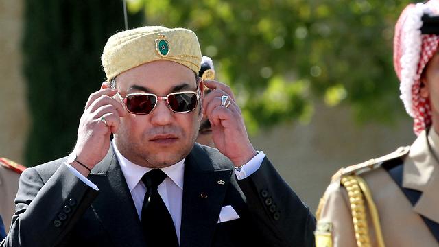 מלך מרוקו מחמד השישי (צילום: AP) (צילום: AP)
