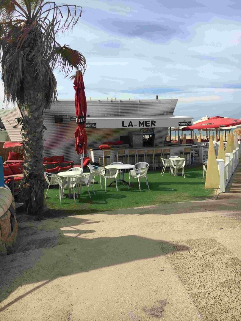 מסעדת לה מר (צילום: אגף הפיקוח) (צילום: אגף הפיקוח)
