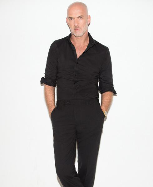 """מוטי רייף. """"ההיפרדות מגינדי לא תשפיע על שבוע האופנה"""" (צילום יניב אדרי)"""