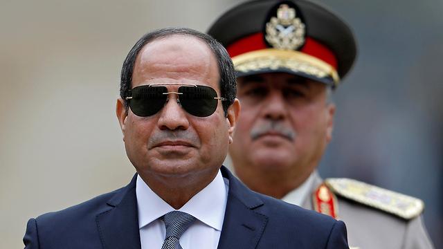 President Abdel Fattah al-Sisi  (Photo: EPA)