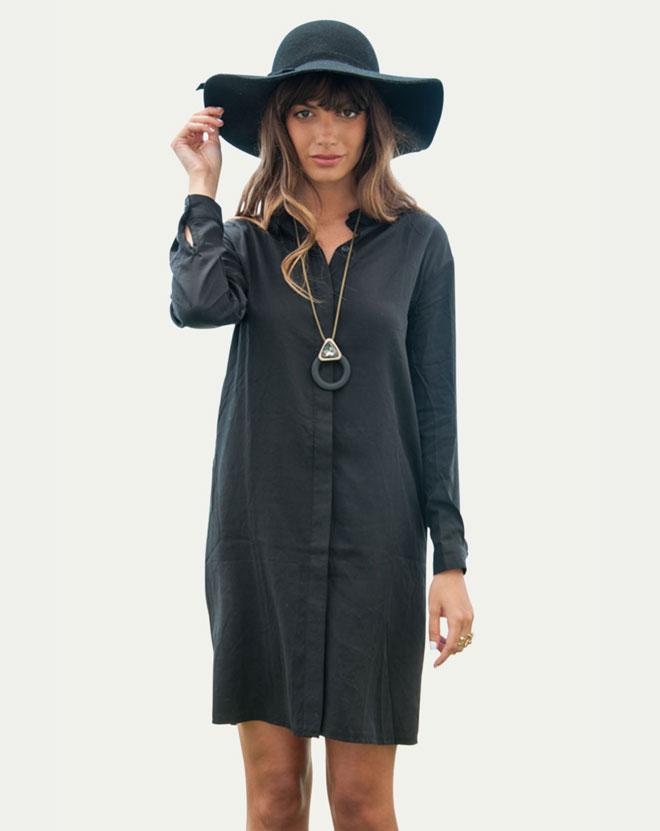 שמלת קמפרי, 139 שקל, מיק אנד יולי, שופינג לאשה (צילום: שופינג לאשה)