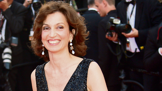 Audrey Azoulay as France's culture minister at the 2016 Cannes Festival. A meteoric rise  (Photo: Shutterstock)