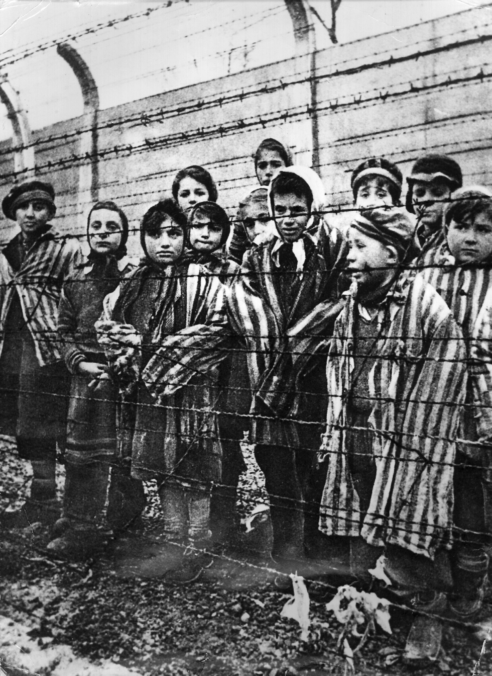 Auschwitz-Birkenau concentration and extermination camp (Photo: Getty Images)