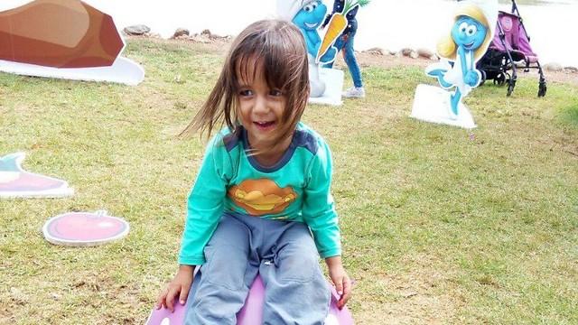 אלעד אזרן. בן שנתיים ושמונה חודשים במותו - הציל 5 אנשים ()
