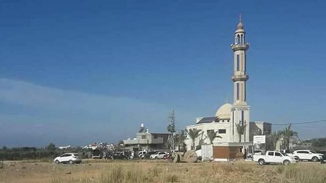 המסגד שבו בוצע ניסיון ההתנקשות ()
