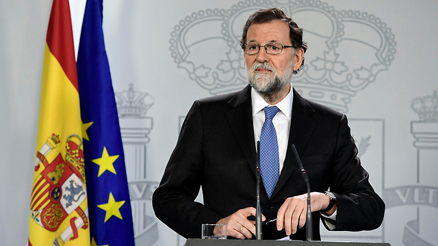 Spanish PM Rajoy removed Puigdemont, took over the administration of the autonomous region and set a new election for Catalonia (Photo: AFP)