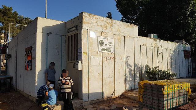 לטענת העירייה, לא אושרה הצבת מבנים יבילים בשטחיה  (צילום: אסף קמר) (צילום: אסף קמר)