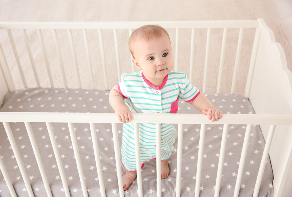 לא לדאוג. אם לתינוק שלכם יש הרגלי שינה טובים, המעבר יהיה קל ומהיר (צילום: shutterstock)