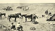 """צילום: ארכיון המלחמה האוסטרלי, באדיבות קק""""ל"""