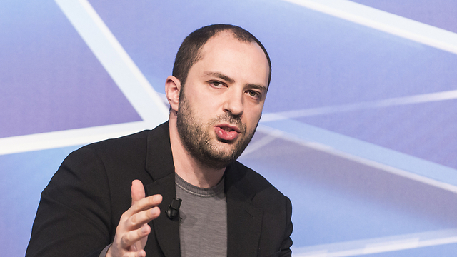 Jan Koum (Photo: Shutterstock)