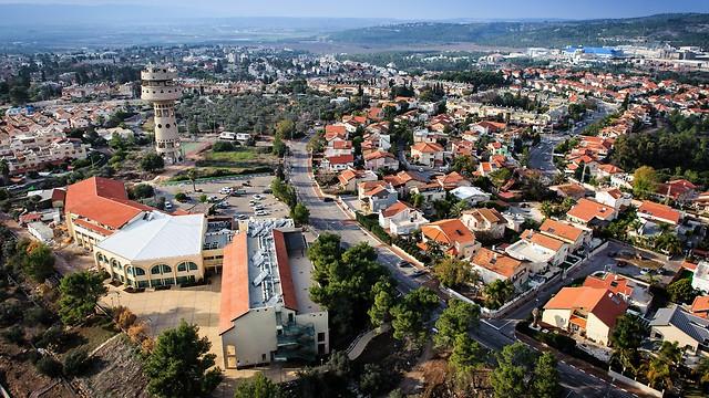 (צילום: דוברות עיריית מגדל העמק) (צילום: דוברות עיריית מגדל העמק)