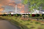 הדמיה: משרד גרינשטיין הר-גיל, אדריכלות נוף ותכנון סביבתי בע