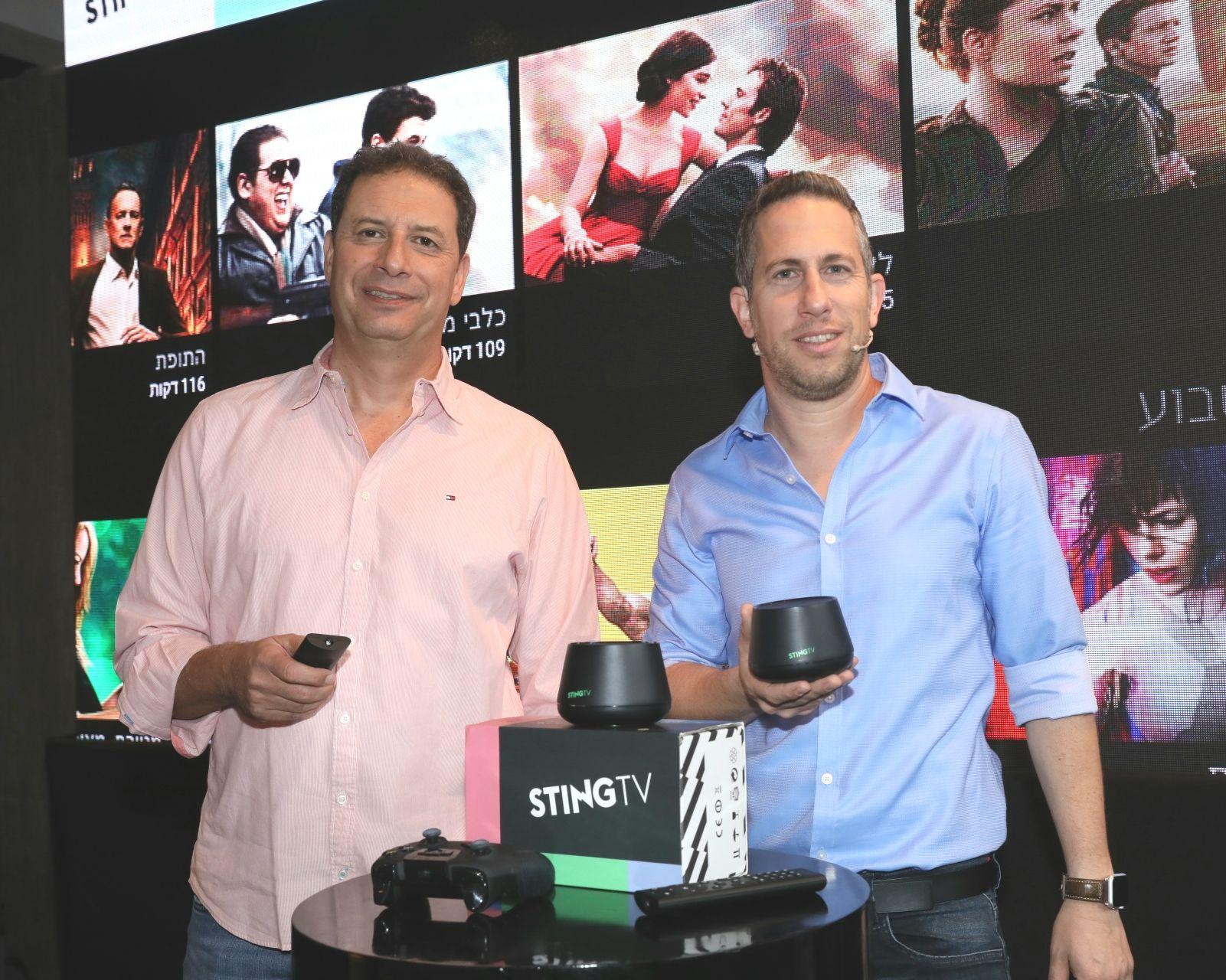 משיקים את שירות סטינג TV (באדיבות STINGTV, רפי דלויה)