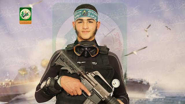 מרואן אל-ארא, ההרוג השני מהזרוע הצבאית של חמאס  ()